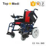 Sedia a rotelle elettrica Handicapped staccabile di modo di sanità per i handicappati