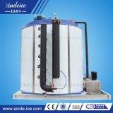 Tambour de l'évaporateur d'alimentation en eau de mer de l'aide industrielle Flake Machine à glace