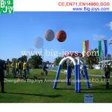 販売(BJ-SP10)のための膨脹可能なバスケットボールのシュートのゲーム
