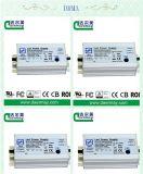Fonte de Alimentação de LED de exterior 80W 66V IP65 impermeável