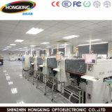 Mietfarbenreiche LED Bildschirm-Innenbildschirmanzeige der Qualitäts-P4.81