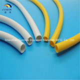 Tube flexible de PVC de plastique transparent