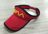Mikrofaser-Masken-Hut, kundenspezifische Stickerei-Masken-Schutzkappe mit schwarzem Rand