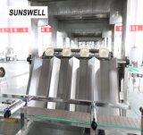 Tambor automático da água mineral de 5 galões que enche-se e máquina de empacotamento