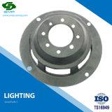 Matériau aluminium moulé sous pression fait personnalisés pour l'anneau lumineux