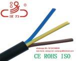 De transparante Kabel van de Spreker voor AudioApparaat/Spreker/ElektroApparatuur
