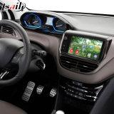 De androïde Doos van de Navigatie voor Peugeot Citroën Ds Smeg+ of Mrn Systeem 208 308 508 2008 3008, het Video Facultatieve Achtergedeelte van de Interface en Panorama 360