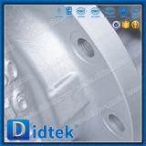 DIN EN1092-1 Didtek фланец Rising шток клапана заслонки