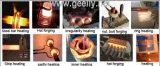 50-260kw de Snelle het Verwarmen Verwarmer van de Inductie van de Snelheid voor het Smeedstuk van de Hardware van het Metaal