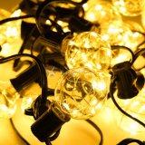25FT G40 Globo de lâmpada de luzes de Cadeia de Caracteres de luz LED para interior exterior para Patio Garland Wedding