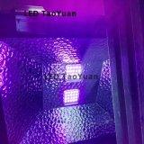 Luz LED de alta potencia 395nm 100W Foco de curado UV