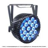 21X15W DMX RGBW 6 in 1 LED-Stadiums-Licht