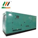 Il combustibile salva il diesel del generatore del motore