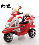 Carros das crianças novas, motocicletas pequenas, carros elétricos plástico, borracha