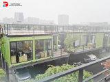 Vorfabriziertes 20FT 40FT moderner Entwurfs-Japan-Behälter-Luxuxhaus