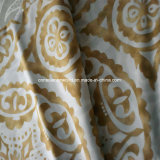 Volles Blatt-reagierendes gedrucktes Gewebe der Prozessions-Technik-Kunst-100%Cotton für Bettwäsche-Set