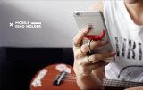 Держатель кольца мобильного телефона Bull PC высокого качества материальный