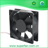 IP55, IP68 do ventilador de refrigeração sem escovas DC impermeável com tamanho diferente