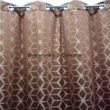 2018 Le prix le moins cher du marché et de la couleur chambre Hotel géométrique Tissu polyester Rideau