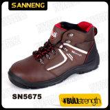 Коричневый цвет высокого качества обувь (SN5675)