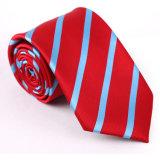 Soie à la mode de nouveauté de modèle neuf/cravate tissée par polyester (1209-03)