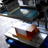 소형 탁상용 진공 편평한 실크 스크린 인쇄 기계