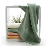 安く贅沢な綿の柔らかいテリー手タオル