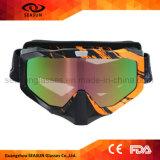 Sonnenbrille-Riss Offs Motocross-Schutzbrillen des Guangzhou-Fabrik-Großverkauf-BewegungsreitenUV400 schützende