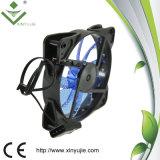 Xjc12025 120mm ventilateur bleu d'ordinateur de ventilateur de refroidissement rentable à faible bruit de 4.8 pouces