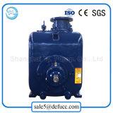Individu de moteur diesel de 6 pouces amorçant la pompe à incendie centrifuge de l'eau