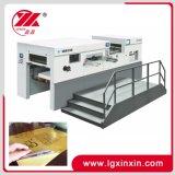 Máquina que graba de la prensa profunda automática de Yw-105e para el rectángulo del vino