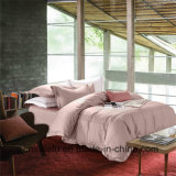 Koningin Van uitstekende kwaliteit Sateen Comforter Bedding Set van luxueuze 4 PCs