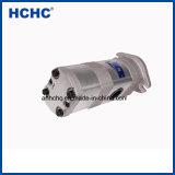 Hchc 굴착기를 위한 유압 두 배 기어 펌프 Cbqlqb