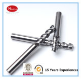 3 flautas de carboneto de CNC fresa