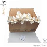 ハンドメイド8PCS/Boxチェリーの藤のリード拡散器のための木の人工的なSolaの花