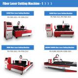 Tagliatrice del laser della fibra dell'acciaio inossidabile della lega del Ce 500W 1000W