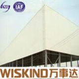 建築材料のための軽い鉄骨フレーム鋼鉄フレームワーク構造
