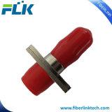Adattatore ottico della fibra ibrida della paratia Sc-FC