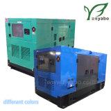 De Diesel van de macht Reeks van de Generator die door Isuzu wordt aangedreven
