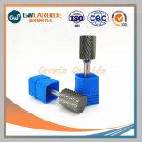 Herramienta rotativa de carburo de molienda de las rebabas de piezas de máquinas CNC