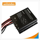10A 12V 60W MPPT Controlador de carga solar controlador