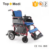 Новое прибытие! 2017 цен кресло-коляскы горячей неработающей силы Handdicapped электрических складных