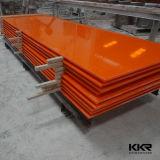 Kingkonree 순수한 색깔 시리즈 아크릴 단단한 지상 장