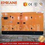 100kwセリウムが付いているディーゼル機関によって動力を与えられるディーゼル発電機セット