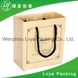 Saco do papel de embalagem/Matérias- primas luxuosos personalizados do saco de papel em China