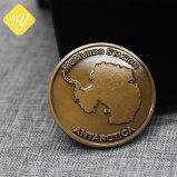 Fabrik-Preis-kundenspezifische Metallandenken-Medaillen-Abzeichen-Münze Bonne