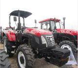 디젤 엔진 35HP-135HP 4 바퀴 농장 트랙터