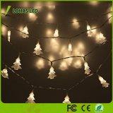 1.5W 40 LEDのクリスマスツリーの豆電球は装飾ライト結婚披露宴のための白い2900K USBベース16FT/5m LEDストリングライトを暖める