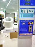 Dhm-15b Münzenultraschallhöhen-und des Gewicht-BMI Körperfett-Schuppen-Blutdruck-Maschinen-Ausgleich