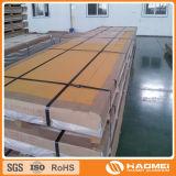 Piatto spesso di alluminio 6061/6082